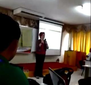 Usec Dina S. Ocampo