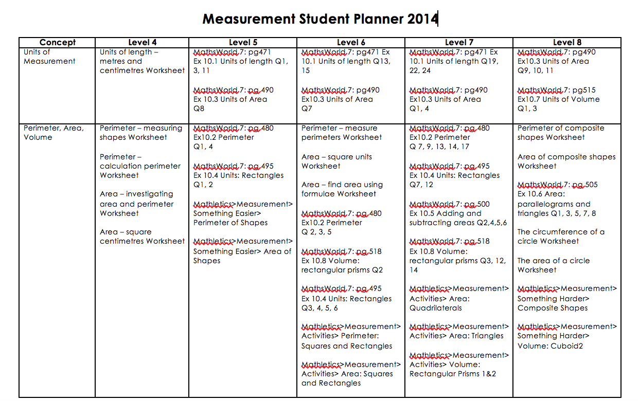 Updated 2015 10 28 calculating surface area and volume of cylinders a math  worksheet