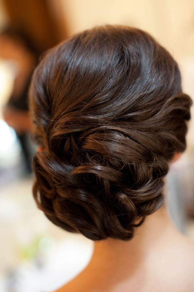 Wedding hairstyles updo part 2 belle the magazine wedding hairstyles updo part 2 junglespirit Choice Image