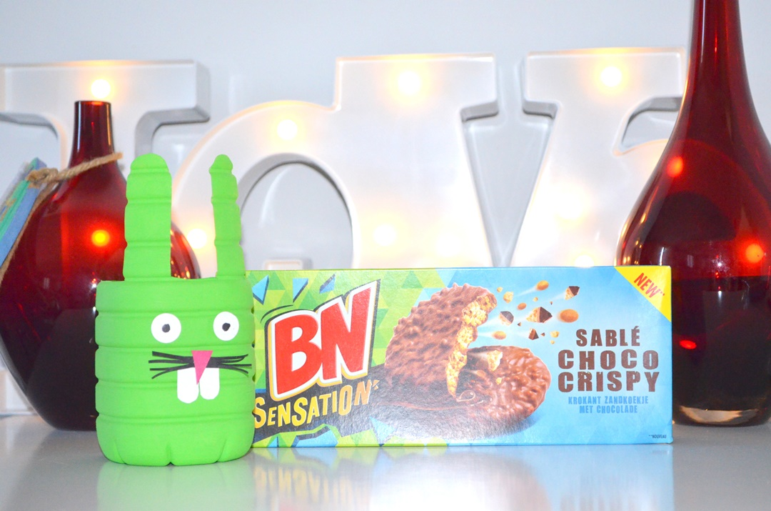 degustabox - box food - food - box - bn - chocolat - nouveautes - bn sensation