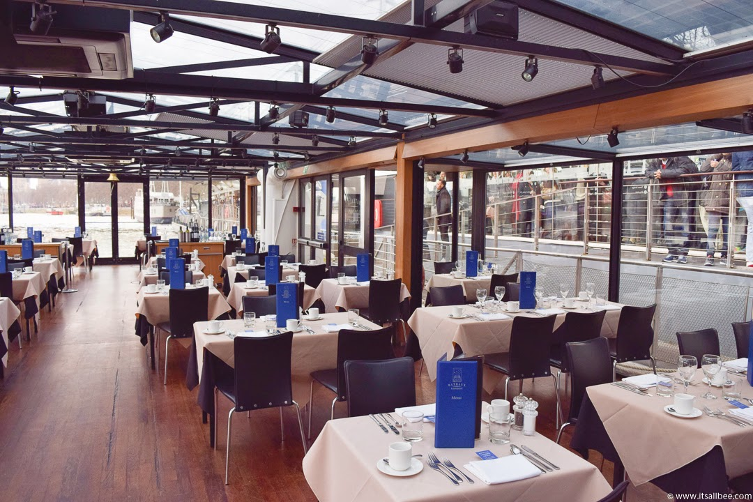 Boat Hotel London Groupon