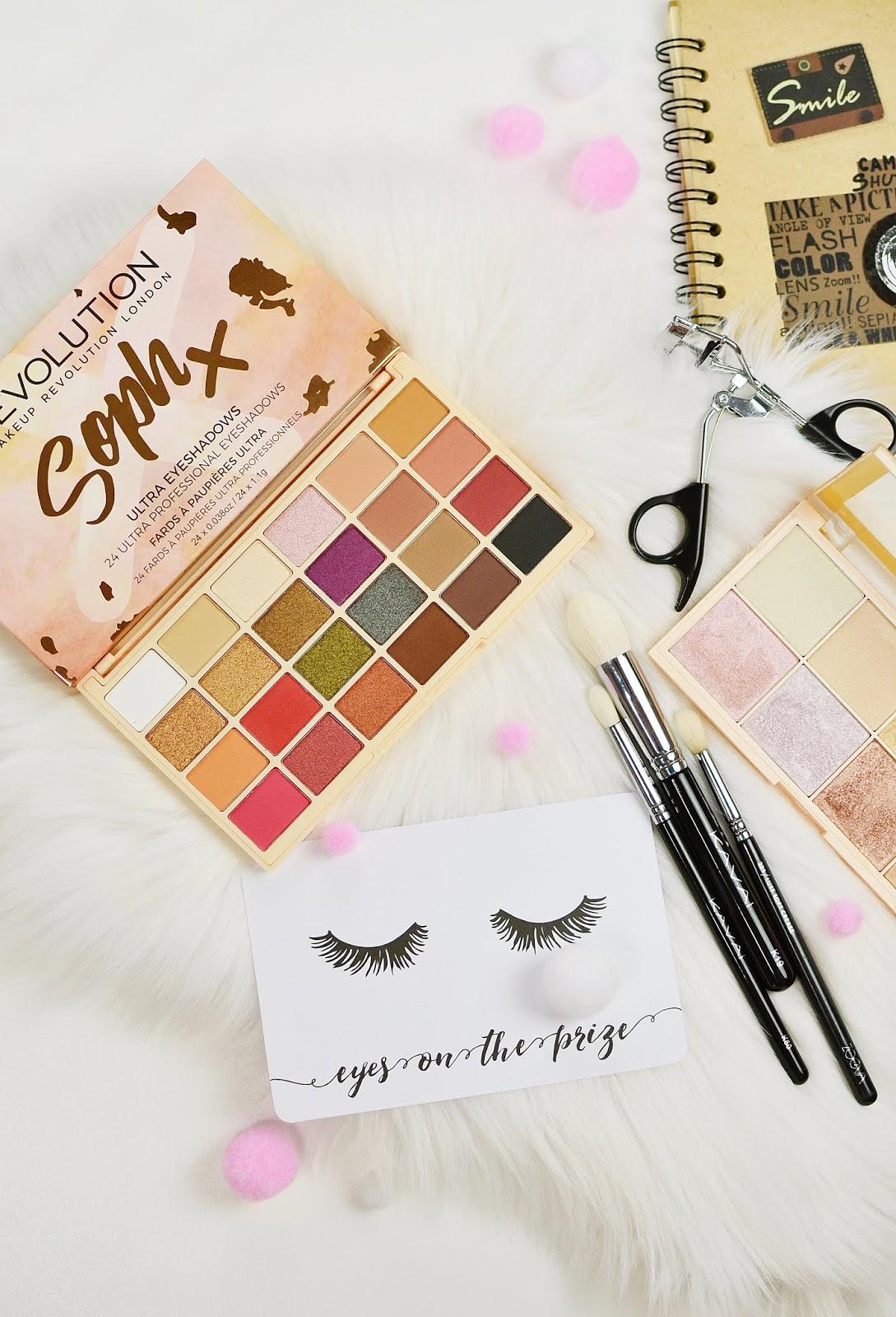 soph x makeup revolution