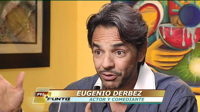 """Eugenio Derbez apoya la idea de  """"Pena de muerte"""" a políticos corruptos y vinculados al narcotrafico. ¿Estas de acuerdo?"""