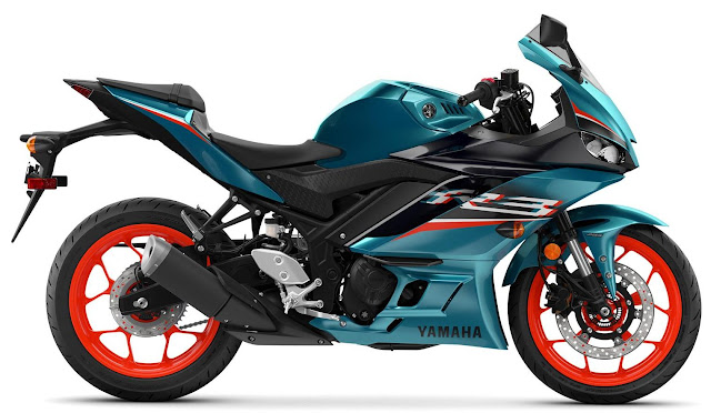 2021 YAMAHA R3 ELECTRIC TEAL SHADE FIRST IMPRESSION REVIEW    UPCOMING BIKE IN INDIA ?