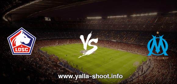 نتيجة مباراة مارسيليا ونادي ليل اليوم الأحد 20-9-2020 يلا شوت الجديد في الدوري الفرنسي