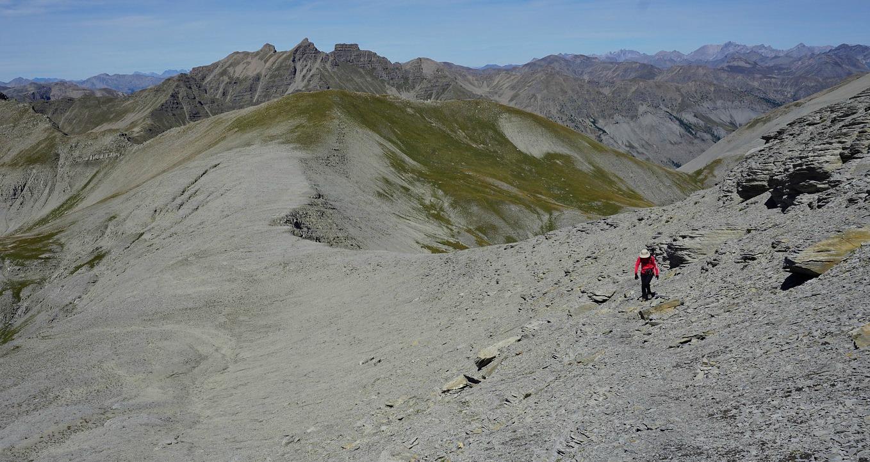 Ridge of Cime de Pal