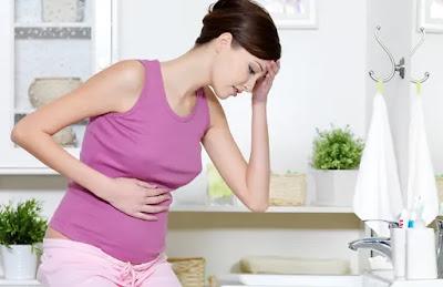 كيفية معرفة الحمل من المنزل