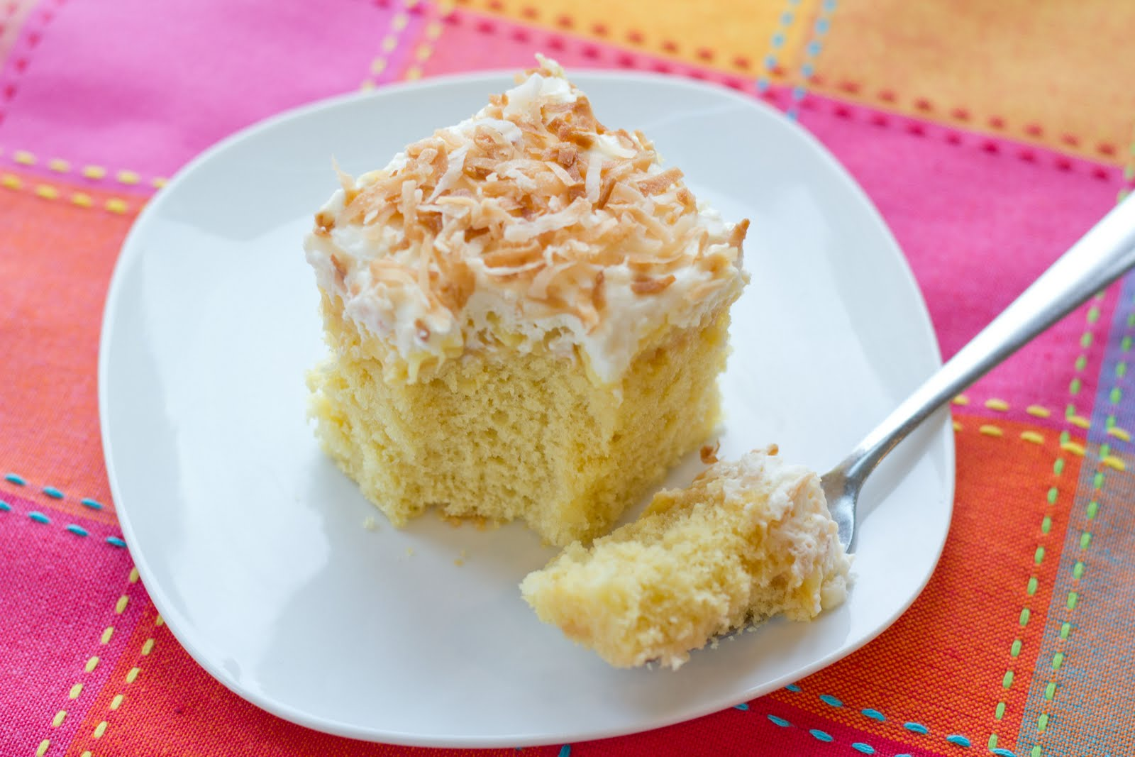 Monginis Pineapple Cake Recipe