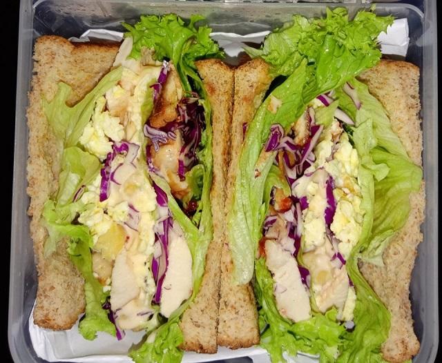 wanpaku sandwich