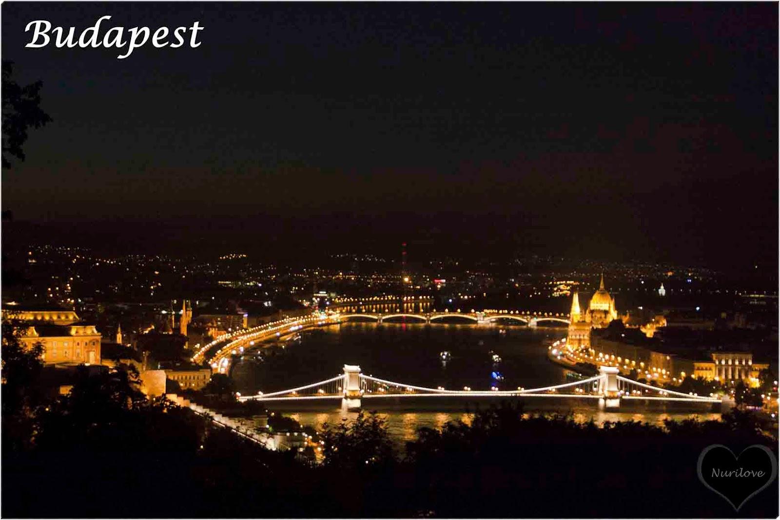 Escapada a Budapest, una bonita ciudad europea