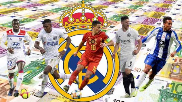 """Chuyển nhượng điên rồ: Real 303 triệu euro, chờ """"bom tấn"""" Pogba - Neymar 2"""