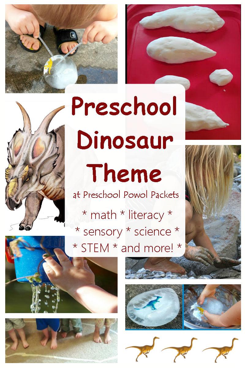 Fun dinosaur activities for preschool dinosaur theme for Dinosaur crafts for preschool