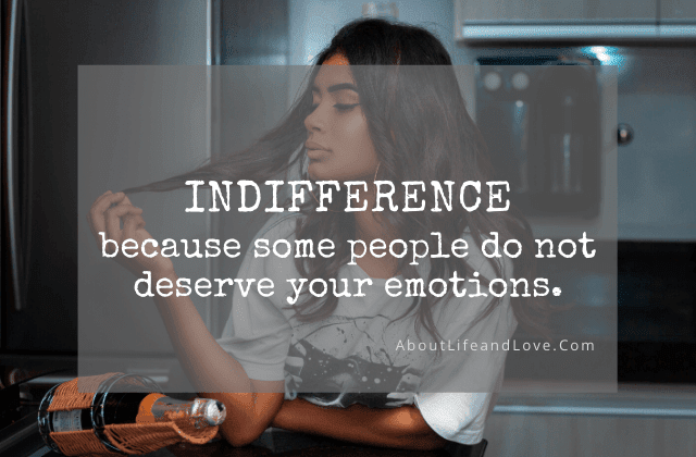 Some People Do Not Deserve Your Emotions quote