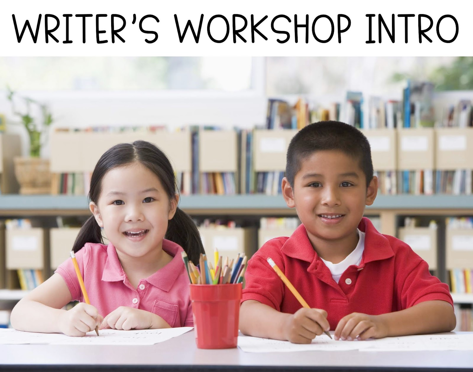 Mini Lessons for Introducing Writer's Workshop | First Grade