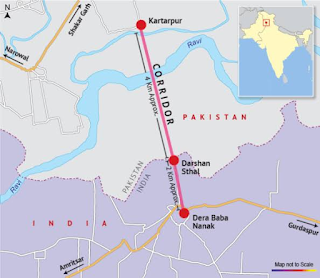 kartarpur corridor 2019
