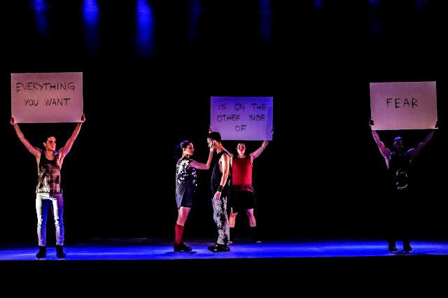 Performance Skyline Oleh Sally Dansgezelschap Maastricht-teraSeni.com
