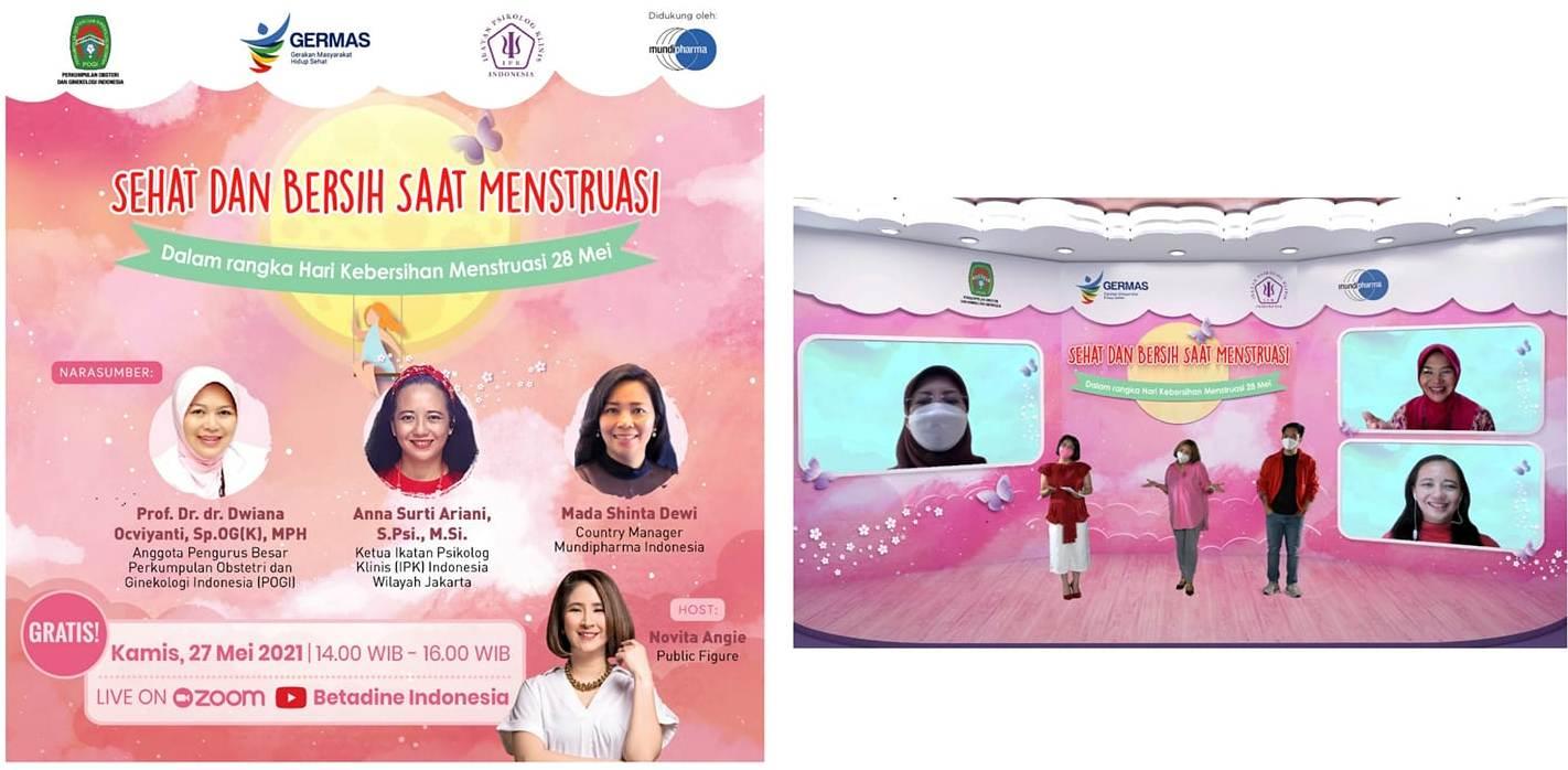 Cara Menjaga Kesehatan dan Kebersihan Vagina Miss V Organ Kewanitaan Saat Menstruasi