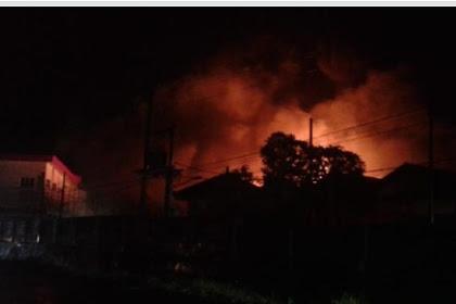 Ini identitas korban tewas kebakaran kompleks gudang di Purbalingga