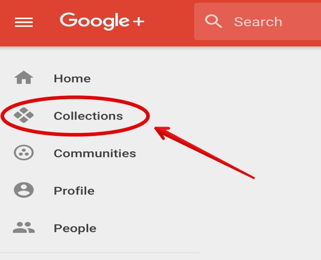 how to create google plus