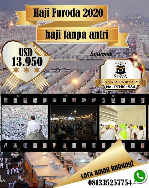 Haji Khusus ONH Plus Tanpa Antri