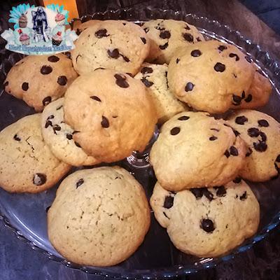 damla çikolatalı cookie, damla cikolata, kurabiye tarifleri, cookie tarifleri