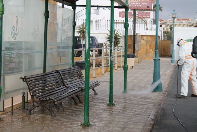 Antigua%2Bdesinfecta%2Bcada%2Bd%25C3%25ADa%2Bprincipales%2Bpuntos%2Bdel%2BMunicipio%2B%25281%2529 - Fuerteventura.- Antigua desinfecta todas las zonas y localizaciones concurridas del Municipio