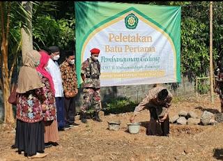 Momentum Milad ke 112 Tahun, SD KUB Muhammadiyah Purworejo Mulai Bangun Gedung Baru