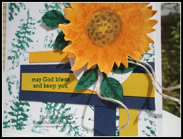 Painted Harvest card for Splitcoaststampers Sketch Challenge SC769 by Nicole Steele The Joyful Stamper