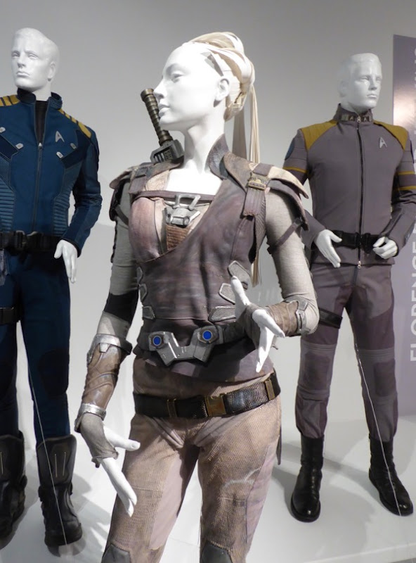 Star Trek Beyond Jaylah costume detail