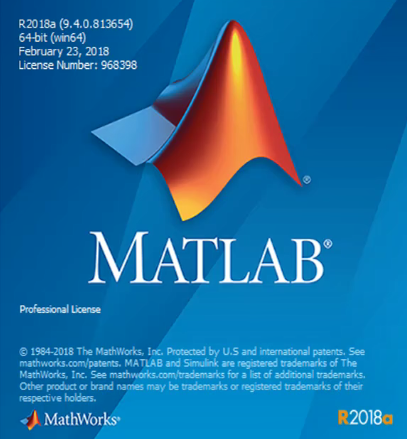 Matlab R2018a 64bit Product list & installation File