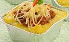 Resep praktis (mudah) kue kaserol kentang spesial (istimewa) enak, gurih, lezat