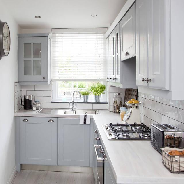 40 Desain Dapur Kecil Sederhana Dan Hemat Ruang Rumahku Unik