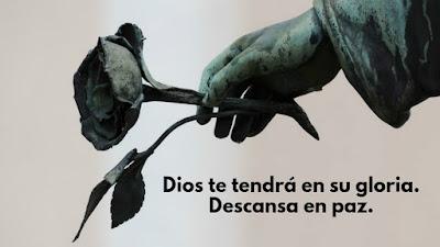 Imagenes Con Frases De Luto