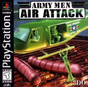 Download Army Men: Air Attack (Ps1)