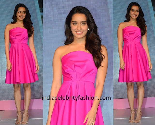 Shraddha Kapoor in Nishka Lulla for veet launch