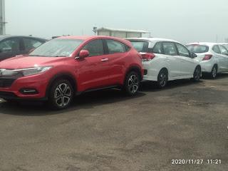 Stock Mobil Honda di dealer Resmi ; Honda prima Harapan Indah