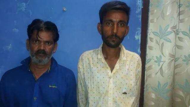 इंजिनियर के घर पड़ी डकैती का खुलासा, दो गिरफ्तार पांच फरार