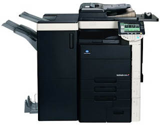 Konica Minolta Bizhub C550 Driver Printer Download