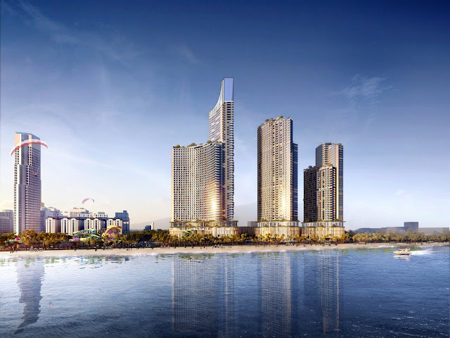 Tổ hợp ApartHotel đầu tiên ở Việt Nam là điểm sáng trên thị trường BĐS du lịch Ninh Thuận và miền Trung.