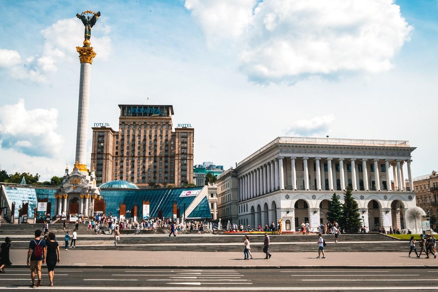 roteiro kiev viagem