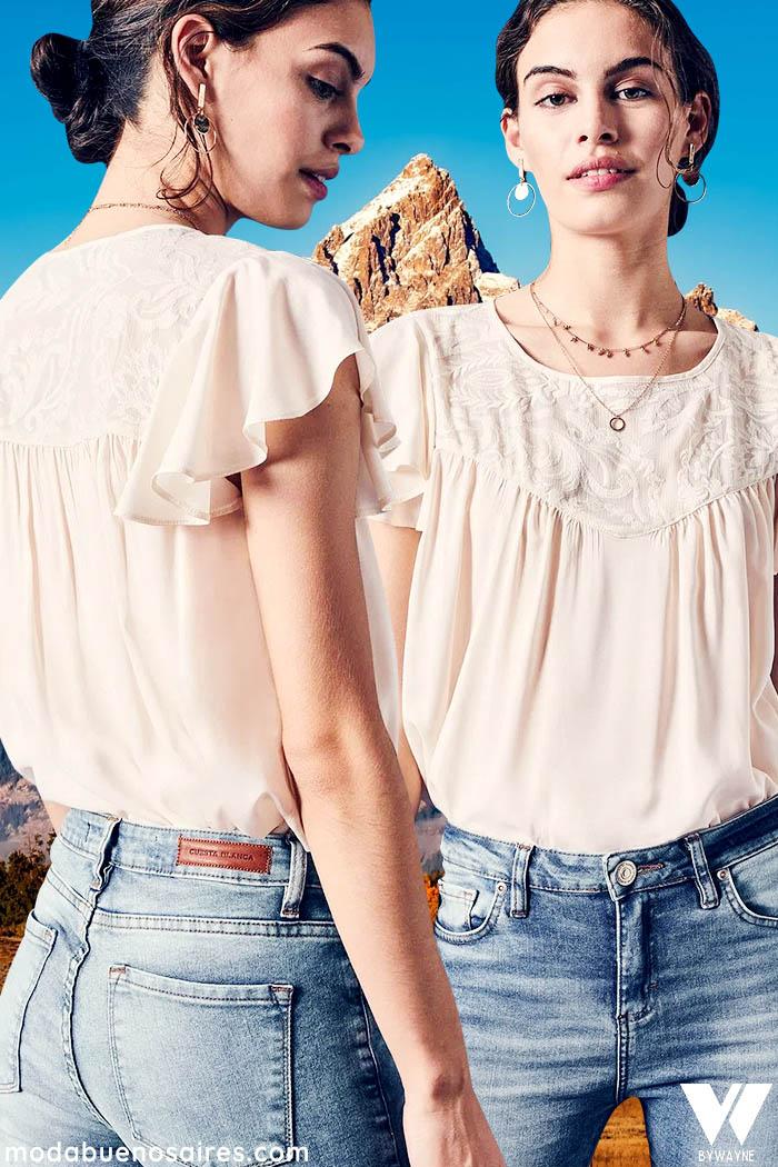 blusas de mujer invierno 2021