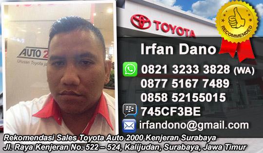Toyota Kenjeran Surabaya
