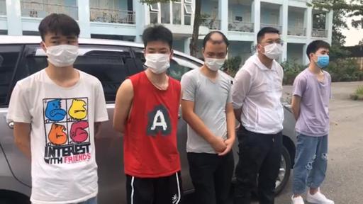 TpHcm:Bắt giữ khẩn cấp hàng chục người Trung Quốc nhiễm virut Covid-19 vượt biên