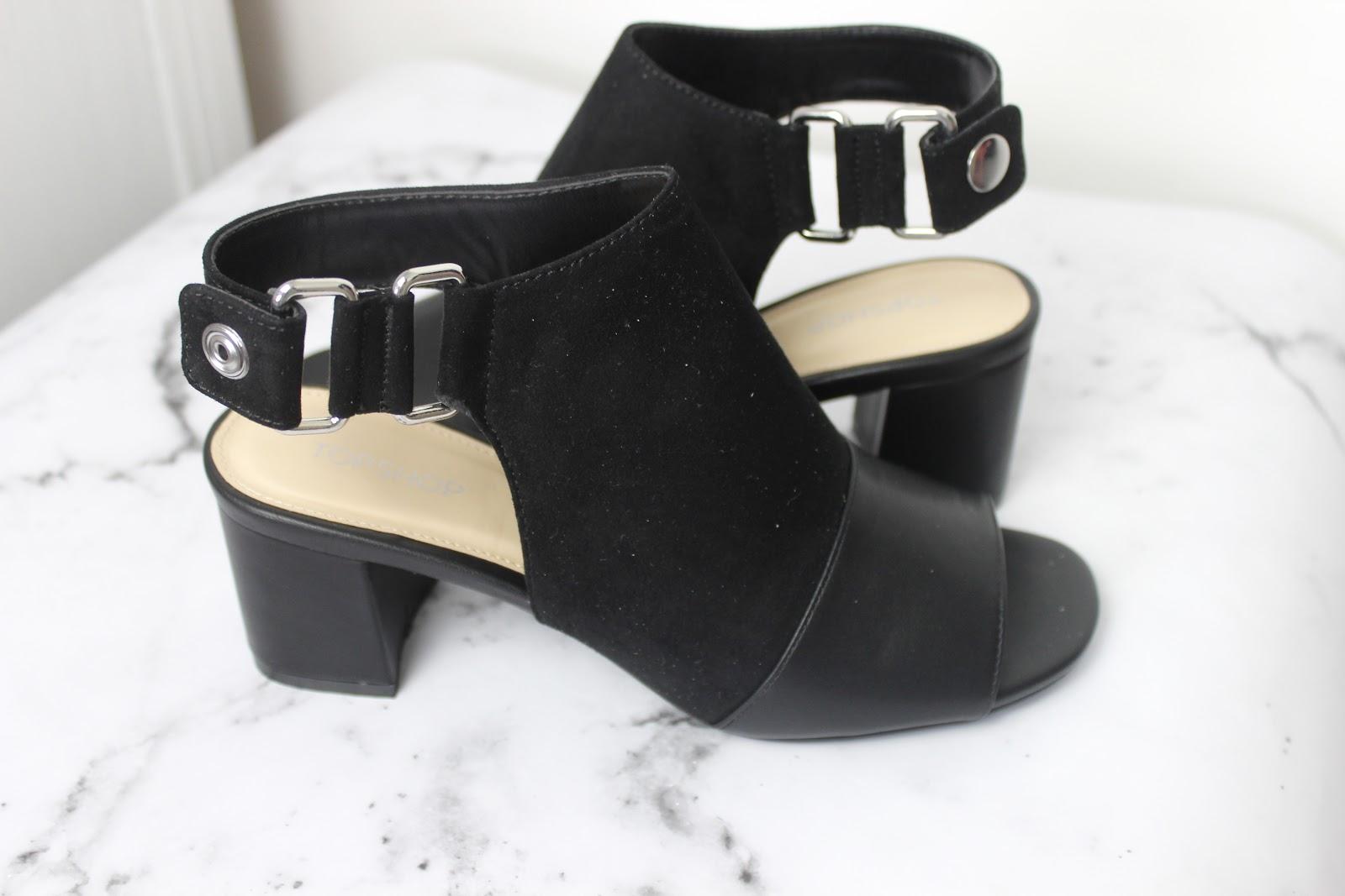topshop shoe boots