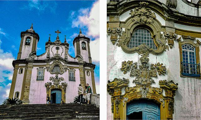 Igreja do Carmo, Ouro Preto, Minas Gerais