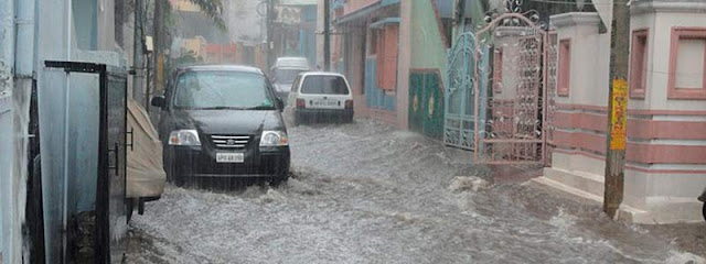 Estudiantes de Villahermosa crean colector para evitar inundaciones