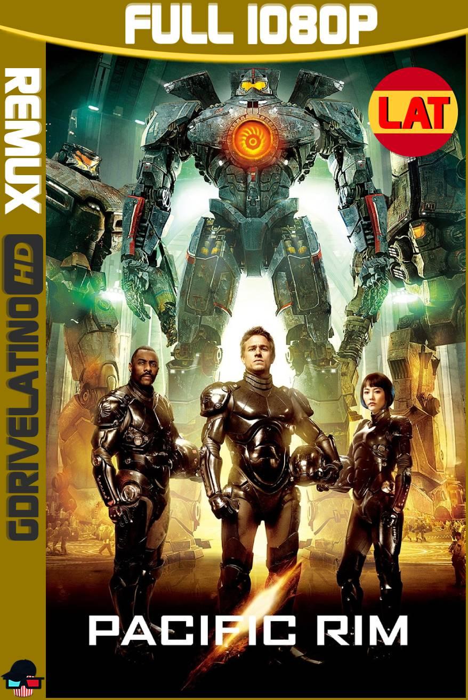 Titanes del Pacífico (2013) BDRemux 1080p Latino-Ingles MKV