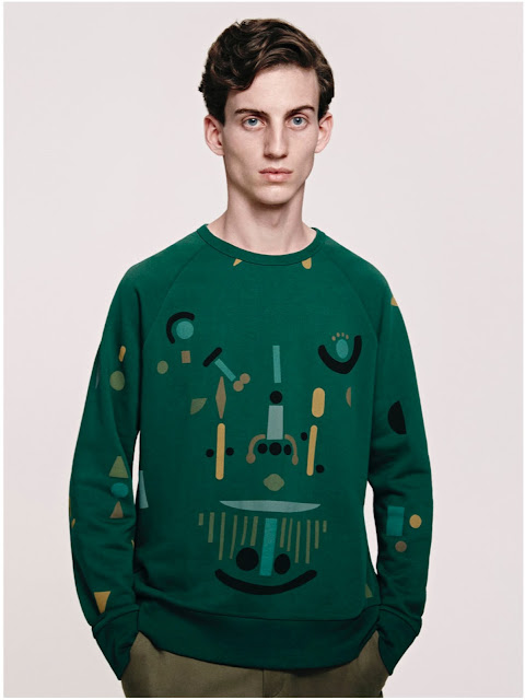 Green Jijibaba Sweater