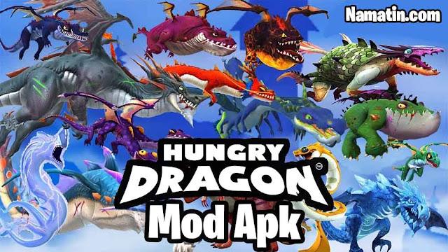 apk mod hungry dragon