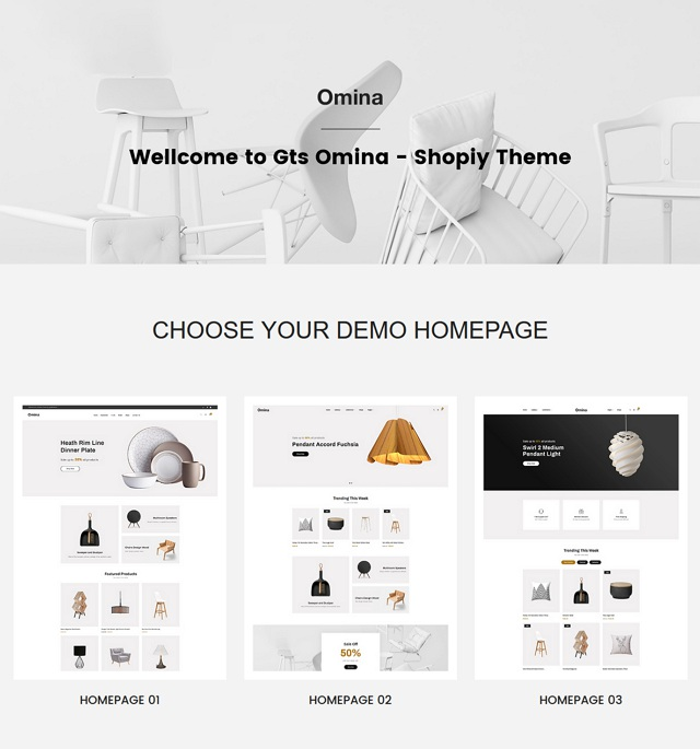 Multipurpose Sections Shopiy Theme